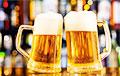 Жители Борисова облили пивом милицейское авто
