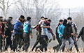 Hundreds of Illegal Migrants Continue to Storm the Borders of the EU Countries from the Territory of Belarus
