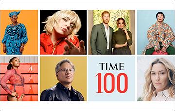 Часопіс Time назваў 100 самых уплывовых людзей 2021 года