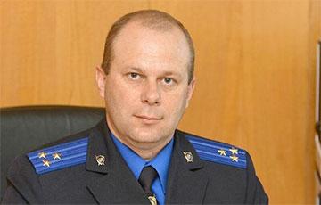 Former Chief Prosecutor of Vitsebsk Arrested