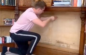 Владелец 500-летнего дома обнаружил под ним таинственные туннели