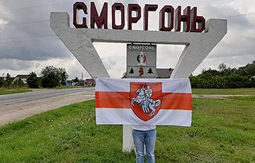 «Мы – везде!»: белорусские пенсионеры провели акции по всей стране