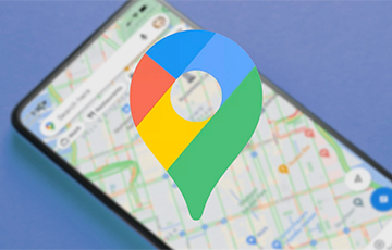 Из Google Maps на смартфонах слышен странный голос с индийским акцентом