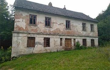 На торги выставлена часть усадьбы Сапег и Потоцких в Высоком