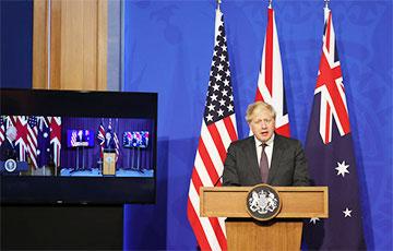 США, Британия и Австралия организовали союз против Китая: что известно?