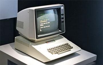 Как в Минск-1988 привезли первые Apple