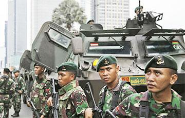 Военные Индонезии ликвидировали самого разыскиваемого боевика страны