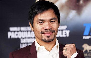 Звезда бокса будет баллотироваться в президенты Филиппин