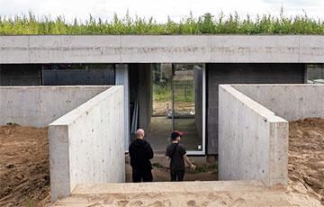 Как белорус строит землянку-бункер под Минском