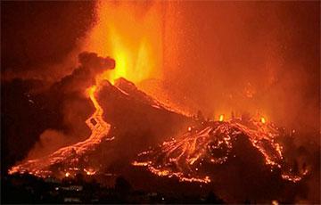 На Канарских островах началось извержение вулкана: эвакуировали 5000 человек
