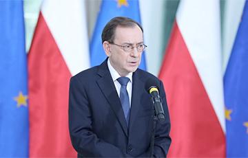 Polish Interior Minister Issues Harsh Statement Against Lukashenka