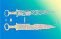 Ученые обнаружили в металлоломе редкий скифский меч