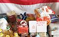 Белорусы готовятся к стачке и запасают продукты