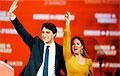Партия Трюдо снова выиграла выборы в Канаде