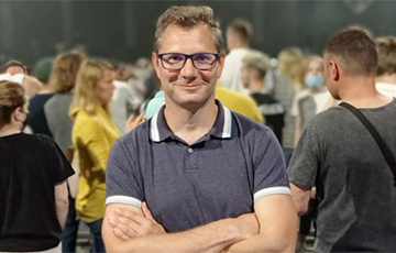 Sports Journalist Andrei Maslouski Released