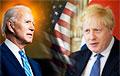 Джонсон и Байден обсудили стратегию по отношению к России и Китаю