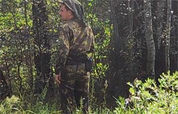 Стало известно, какие силовики переброшены на белорусскую границу