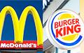 «Макдоналдс» і «Бургер Кінг» пяройдуць на шматразовы посуд