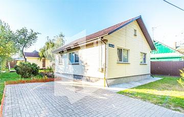 В Минске продают необычный дом: фото