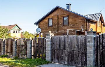 Как выглядят и сколько стоят дома у леса под Минском