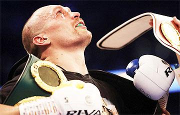 Усик станцевал гопак после победы над Джошуа и ответил на вопрос о реванше
