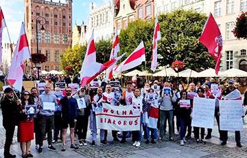 Беларусы Гданьска заклікаюць рабочых далучацца да перадстрайкавага стану