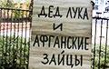 На улице Димитрова в Минске прошла смелая акция