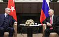 Путин и Эрдоган померились антителами