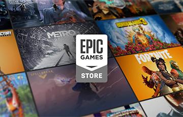 Белорусы не могут покупать игры в Epic Games Store из-за санкций США