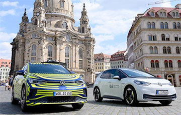 Электромобили вызвали стремительные изменения на авторынке Германии