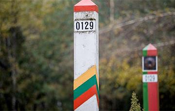 Литовские пограничники сообщили о стрельбе с белорусской стороны границы