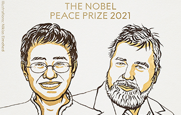 Главный редактор «Новой газеты» Дмитрий Муратов получил Нобелевскую премию мира