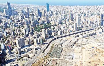 Как выглядит полностью обесточенный Бейрут: видео