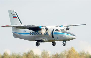 Названы возможные причины крушения самолета с парашютистами в России