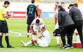 Нацыянальная каманда Беларусі ў футболе апусцілася на 95-е месца ў рэйтынгу ФІФА