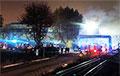 В Минске загорелся подшипниковый завод