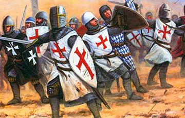Ученые впервые обнаружили военный лагерь крестоносцев