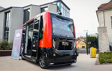 Во Франции запустят беспилотные междугородние автобусы