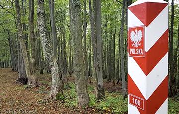 Поляки обнаружили около белорусской границы тело  24-летнего сирийца