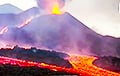 Вулкан на Ла-Пальме начал извергать породы возрастом два миллиона лет