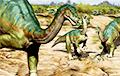 Ученые рассказали интересный факт о ранних динозаврах