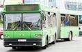 В Полоцке не хватает водителей автобусов