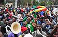 У Зімбабвэ пройдуць пратэсты супраць супрацоўніцтва з рэжымам Лукашэнкі