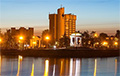 У Маладзечне асветлены толькі цэнтр горада