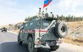 В Сирии попытались подорвать колонну с российскими военными
