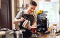 Пандемийный бум: В Беларуси растут продажи кофеварок и кофемашин