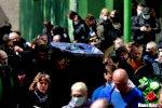 Сотни человек провожают героя Беларуси Витольда Ашурка в последний путь2
