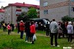 Сотни человек провожают героя Беларуси Витольда Ашурка в последний путь6