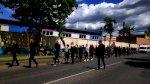 Сотни человек провожают героя Беларуси Витольда Ашурка в последний путь9