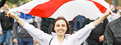 March Of 97%. Long live Belarus!